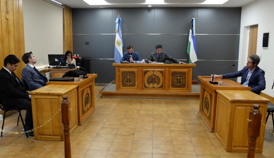 Lectura de la sentencia contra policías imputados por abuso autoridad en caso Lucas Muñoz