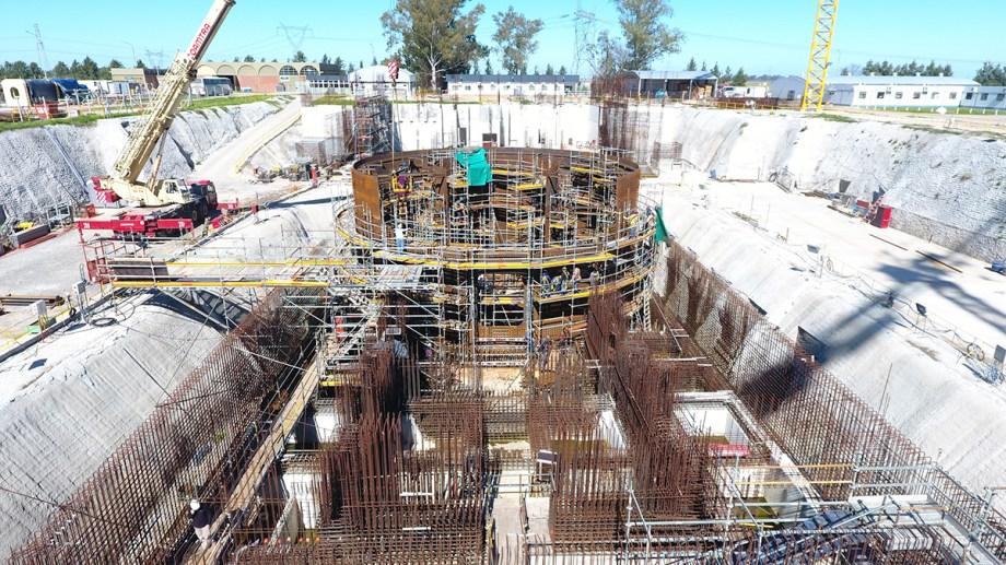 En total 130 personas trabajan desde el Centro Atómico Bariloche para el proyecto Carem.