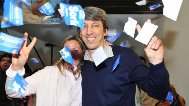 Ramón Chiocconi, secundó a Soria en 2017. Archivo