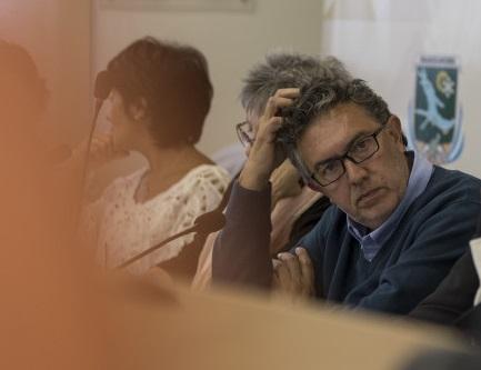 Daniel González, concejal por Cambiemos en Bariloche. (Archivo)