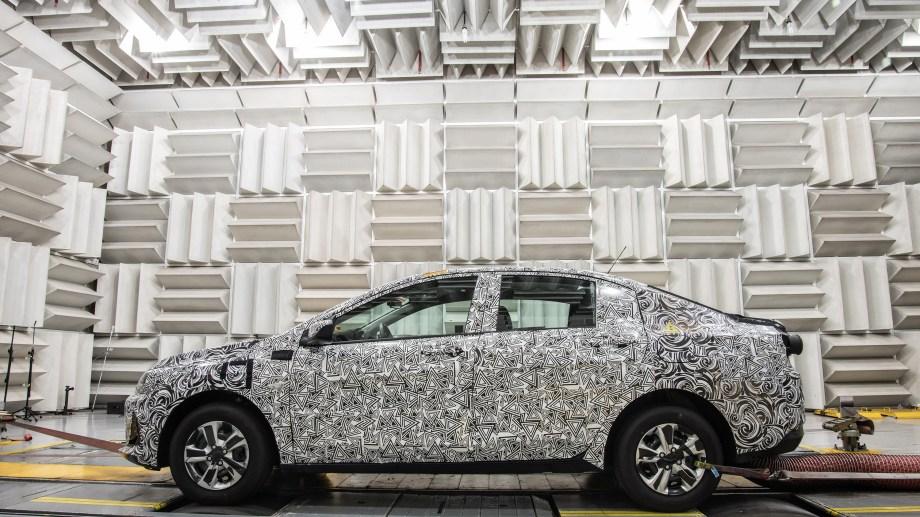 GM prepara nuevo sedán para la región