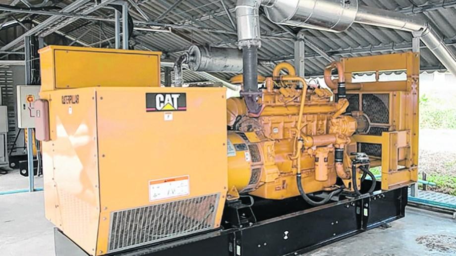 La altura es un enemigo de los generadores pero no es un problema en los desarrollos petroleros.