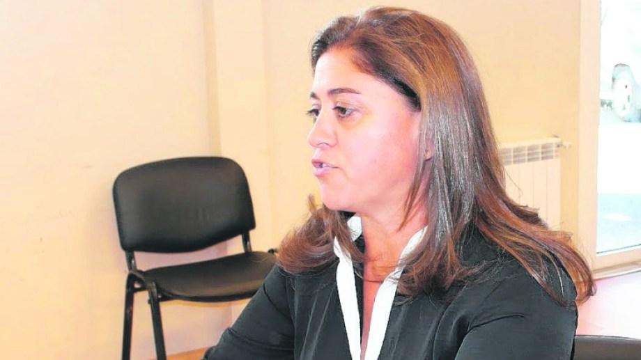 Erika Fontela es la jueza multifueros de El Bolsón que está suspendida por maltrato. (Archivo)