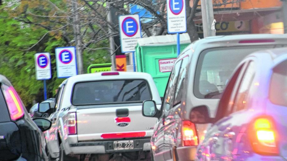 Más de 6.800 propietarios de vehículos fueron notificados a través de dos edictos publicados en el Boletín Oficial de la provincia.  Foto: Archivo Matías Subat