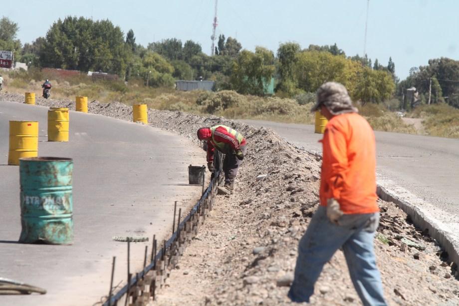 El sector no habilitado de la ruta 22 se podrá utilizar el jueves 18 y el domingo 21. (Archivo Oscar Livera).-