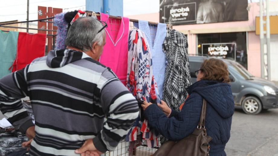 Acipan asegura que bajó la cantidad de puestos de venta callejera. (Foto: Juan Thomes)