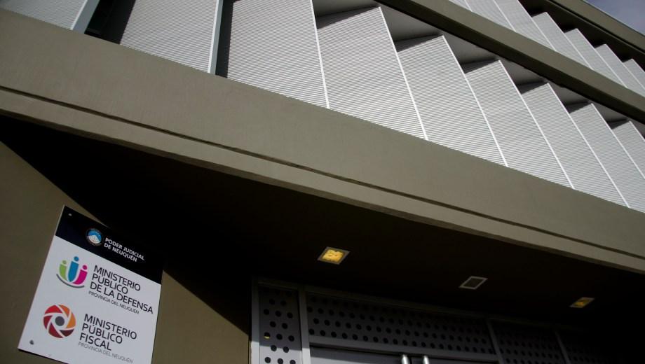 La sede del Ministerio Público Fiscal  Foto:  Archivo Juan Thomes