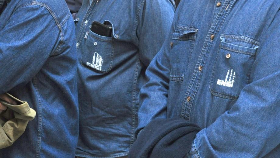 Los trabajadores de la PIAP cobrarán la mitad del sueldo mañana. Foto: archivo.