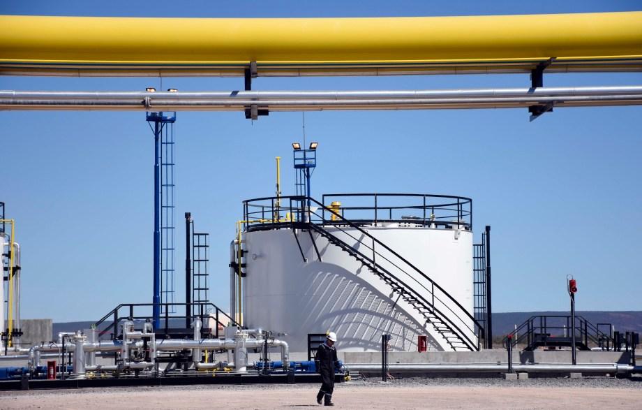 En marzo la cantidad de etapas de fractura en tight gas fue un 91% menor que las registradas en igual mes del año pasado. (Foto: Archivo)