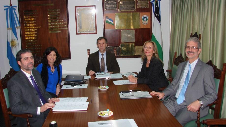 La presidenta del STJ, Liliana Piccinini, defendió el nombramiento de funcionarios judiciales. Archivo