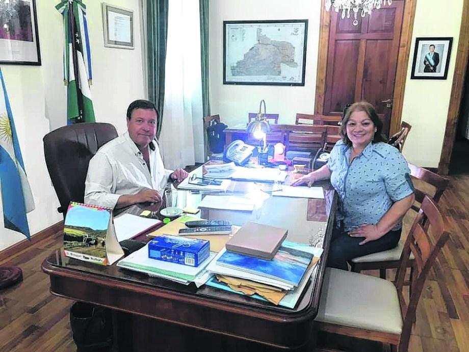 Yauhar buscará su sexto mandato en Los Menucos, pero esta vez por el partido del gobernador.