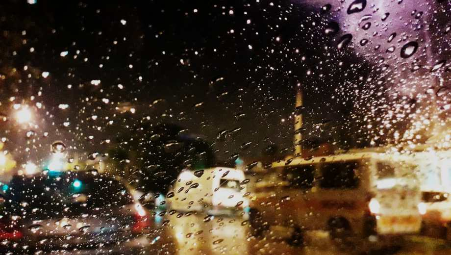 La lluvia continuará hasta la noche. (Foto: Mauro Pérez)