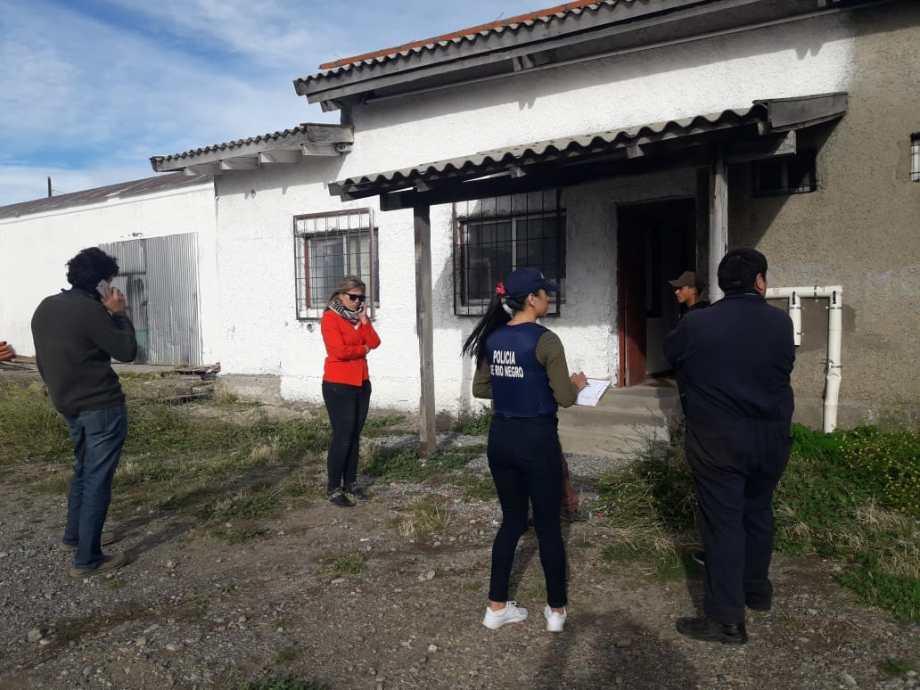 Ayer se realizaron allanamientos en propiedades de la empresa. (Foto: Gentileza)