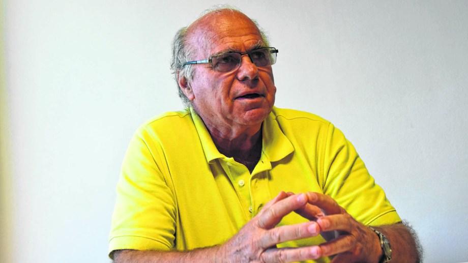 El titular de Cafi, Agustín Argibay, se sumó al reclamo al Epre por el aumento en la tarifa eléctrica. (Foto archivo)