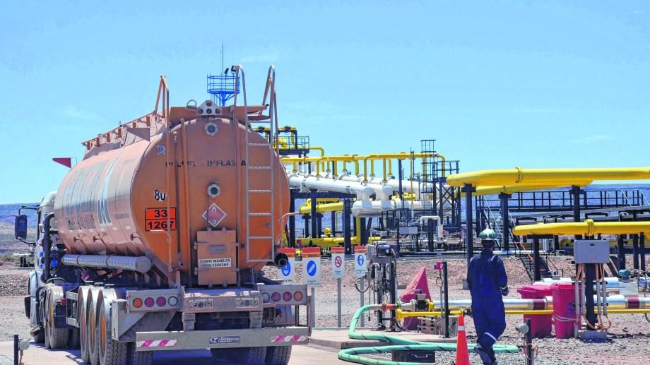 Además de petróleo la cuenta incluye los líquidos asociados que vienen con el gas. Foto: Archivo.