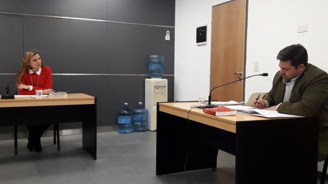 La jueza Romina Martini admitió los cargos que el fiscal Sergio Pichetto formuló contra los tres imputados. (Archivo)