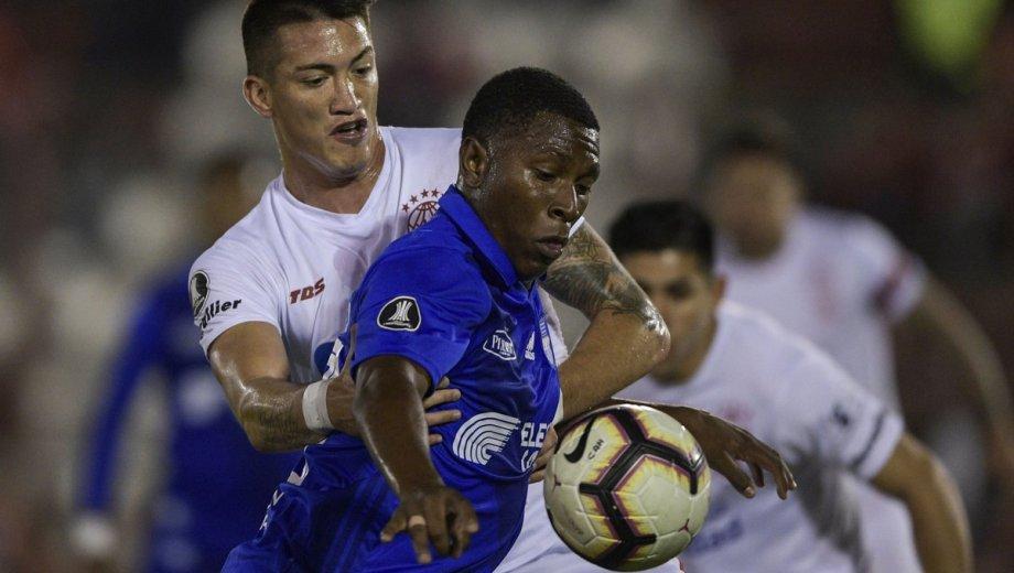 El Globo sufrió otro golpe y se despidió del torneo continental.
