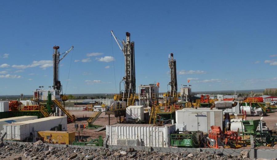 La mayoría de las empresas instaladas en el parque industrial de Neuquén prestan servicios petroleros.