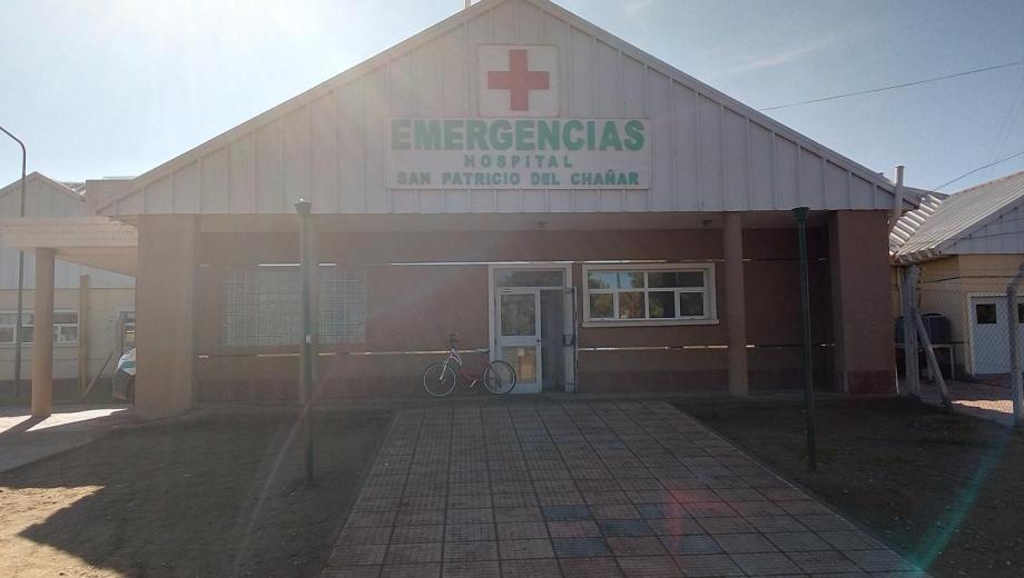 El joven falleció camino al hospital de San Patricio del Chañar. (Archivo).-