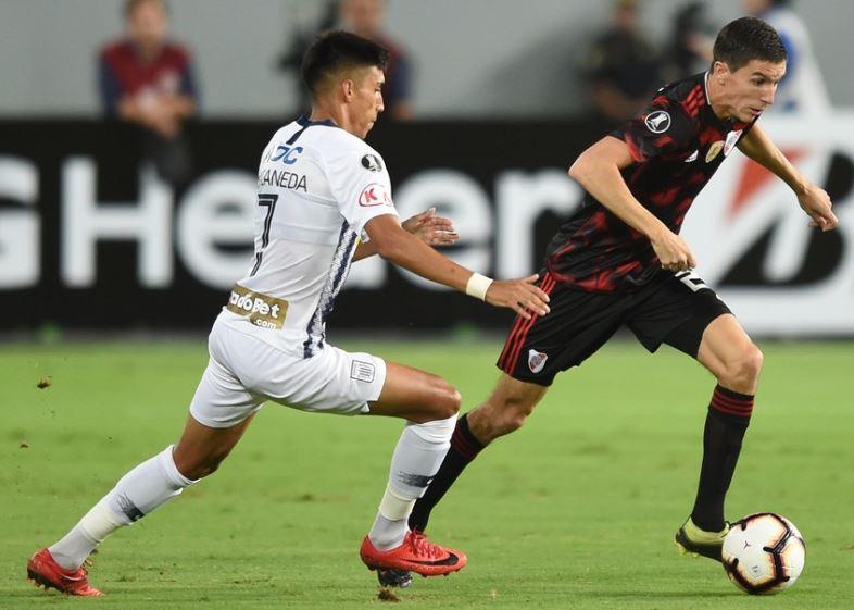 River empató los tres partidos que jugó y si no gana lo puede eliminar Palestino en la próxima.