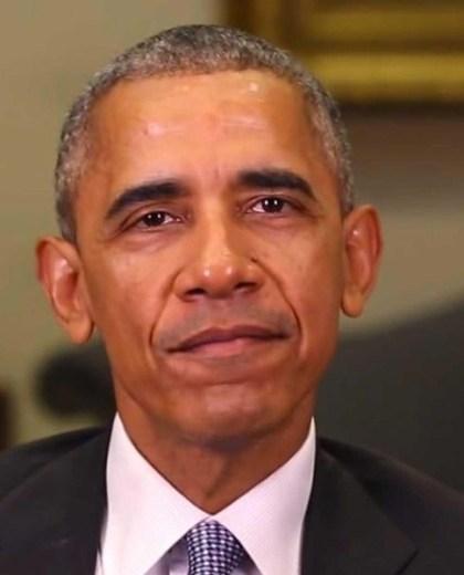 El expresidente Barack Obama sometido a un video falso.