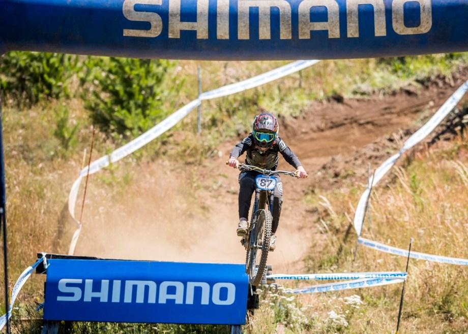SE realizará el domingo la primera fecha del Open Shimano Latam en el cerro Catedral. (Gentileza)