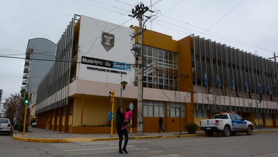 El fiscal Fernández Jhade dijo que no allanó el municipio porque el denunciante difundió públicamente el inicio de la causa.