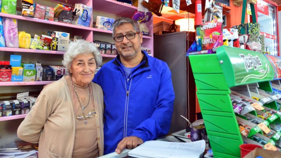 Casa López lleva más de 50 años en Viedma. Foto: Marcelo Ochoa