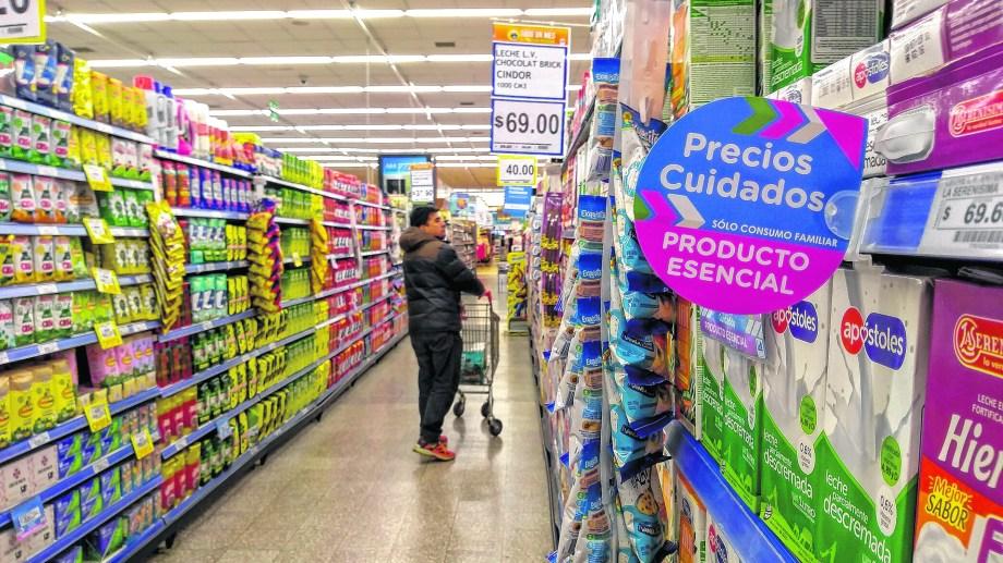 Los precios crecen en niveles que nuestro país no registraba desde hace décadas. Foto: Marcelo Martinez