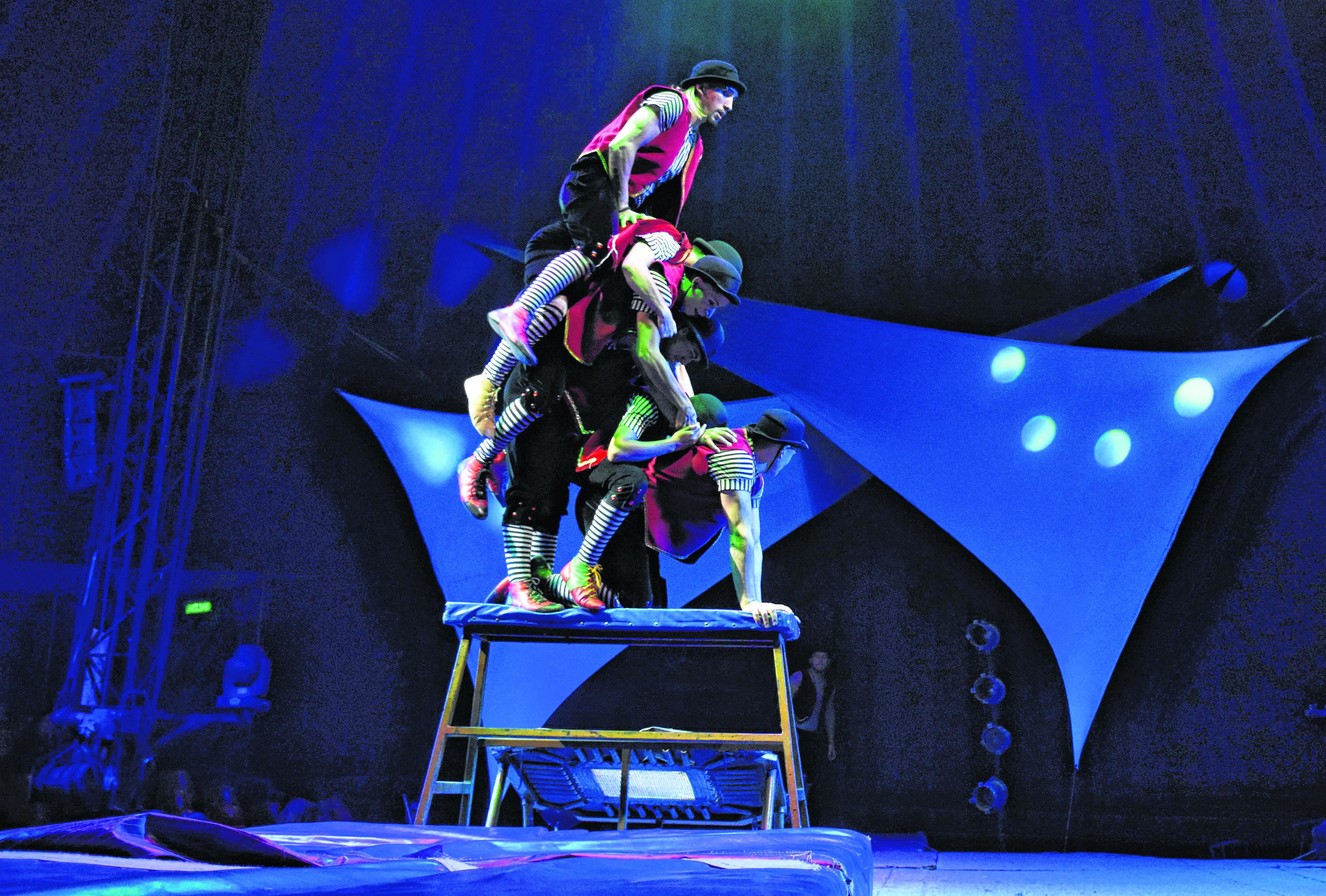 Cirque Xxi 360 Tradición Y Modernidad
