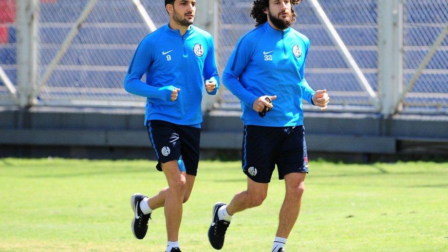 Coloccini será titular mientras que Blandi no se recuperó a tiempo de su lesión y quedó afuera de la lista de concentrados.