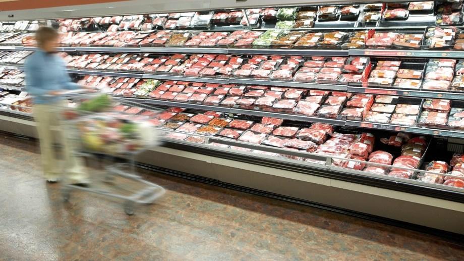 La carne tuvo un alza importante en el último mes. Foto: archivo.