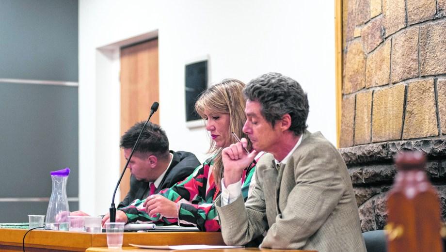 La fiscal Betiana Cendón adelantó que impugnará el fallo. Foto: Marcelo Martinez