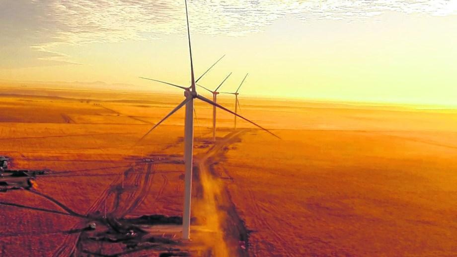 Las licitaciones nacionales potenciaron la construcción de los primeros parques eólicos.