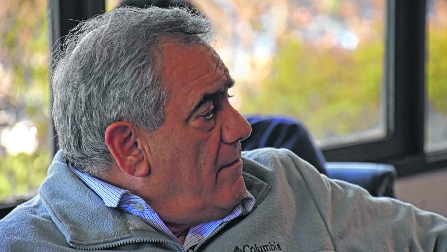 """""""El peor de los panoramas es esperar a ver que pasa en diciembre para tomar decisiones"""", señaló el titular de Coninagro. (Foto: Andrés Maripe)"""