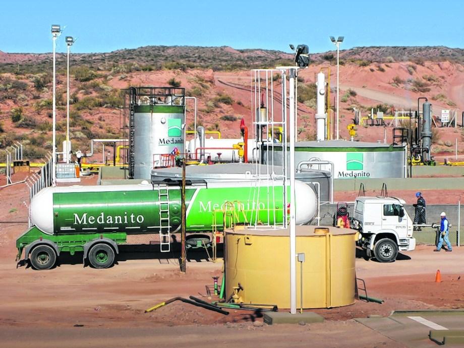 La firma opera en campos maduros de Neuquén, Mendoza y Río Negro.