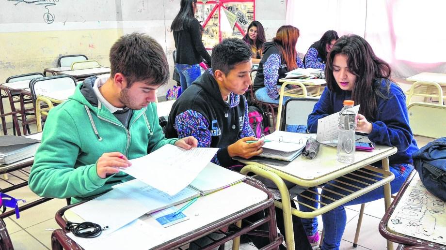 """Una investigadora de la UNC consideró que se aplica un modelo de educación """"vencido"""". Foto: Archivo Marcelo Ochoa"""
