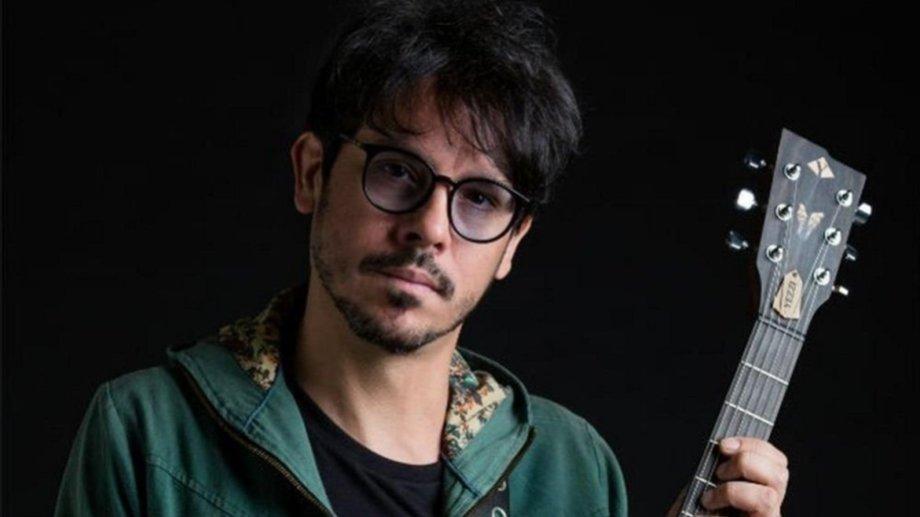 Lisandro Aristimuño regresa con sus canciones a Neuquén.