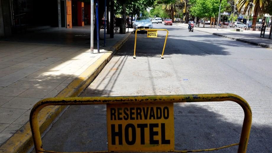 Los hoteleros preocupados por la competencia desleal.  Foto: Archivo