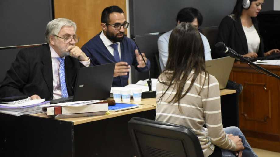 Damián Torres, a la derecha, y Juan Carlos Chirinos presentaron la impugnación. Foto: Archivo.