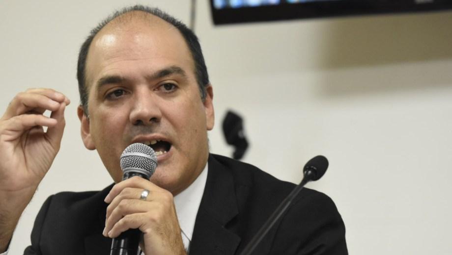 El fiscal jefe Santiago Márquez Gauna. Foto: Florencia Salto