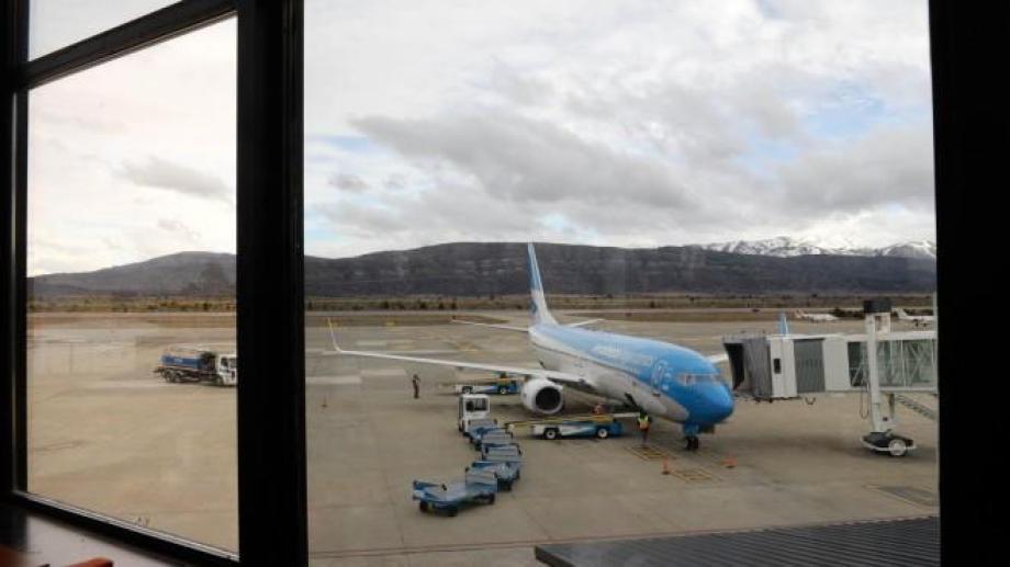 Aerolíneas Argentinas tiene un esquema inicial con siete vuelos del 23 de octubre al 1 de noviembre. Archivo