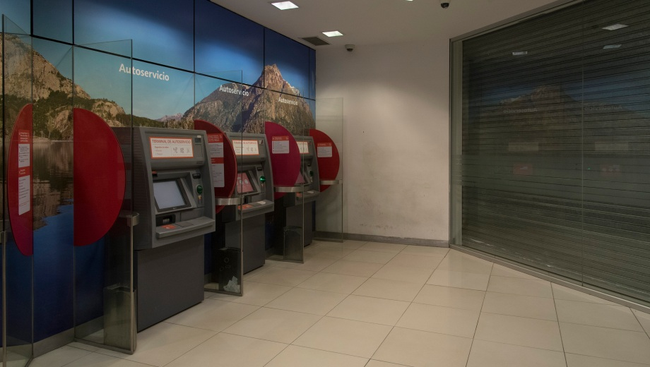 También adhirió la Asociación Bancaria. Foto: Marcelo Martinez