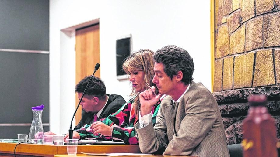 Los fiscales Betiana Cendón y Martín Lozada intervienen en el caso. Foto: archivo