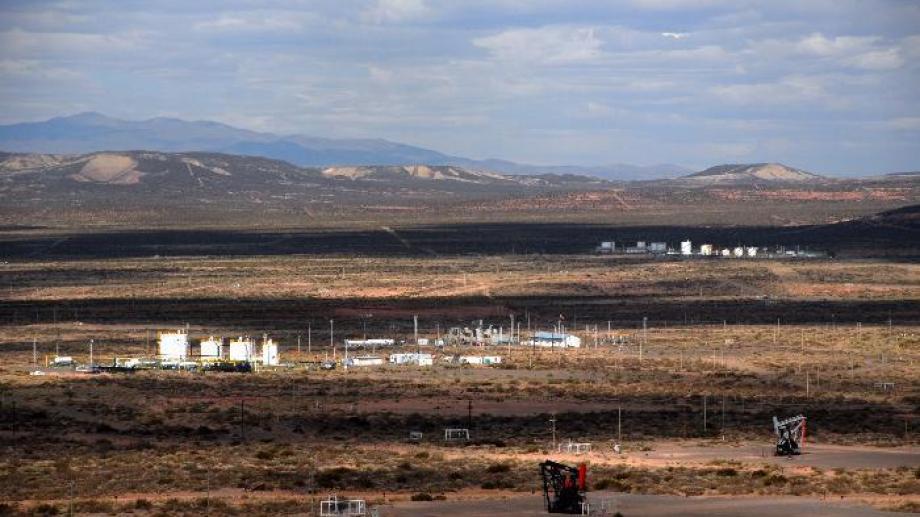 El Trapial es operado únicamente por la norteamericana Chevron.