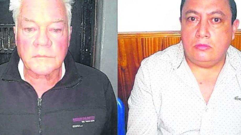 Daniel Esperón y Antonio Abreu dejaron un tendal de afectados en los bancos del Alto Valle.