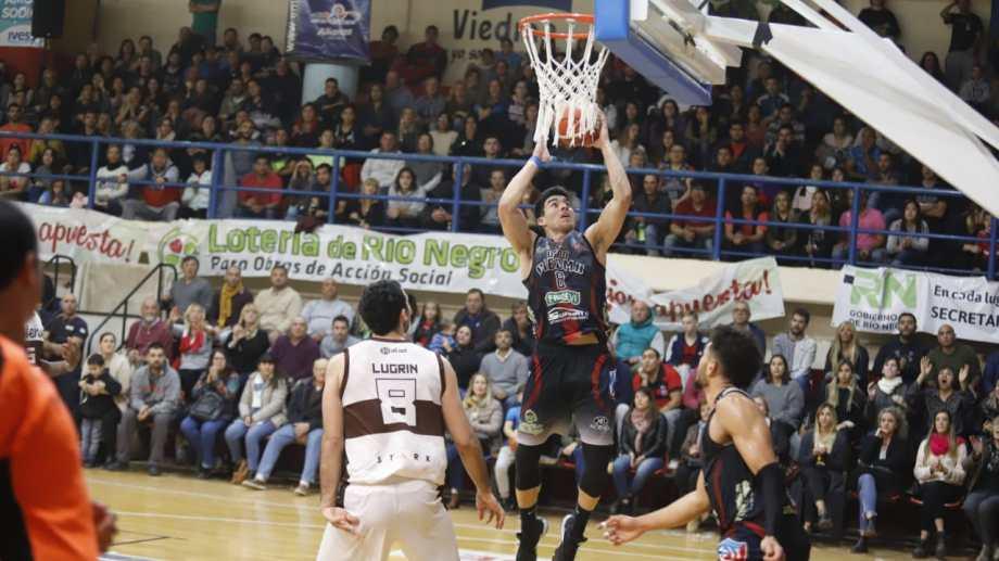 Lucas González fue uno de los puntos altos en la temporada. Foto: gentileza.