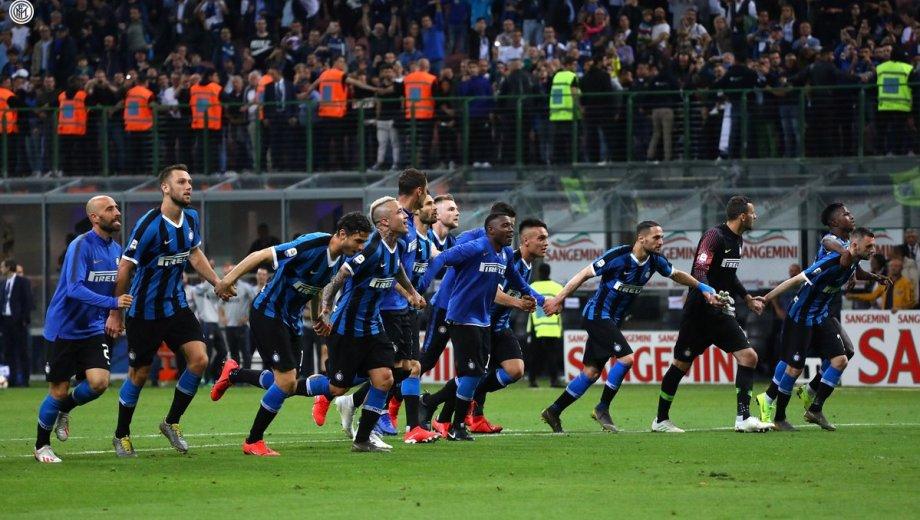 El Inter ganó y jugará la Champions el próximo año. (Foto: @Inter)