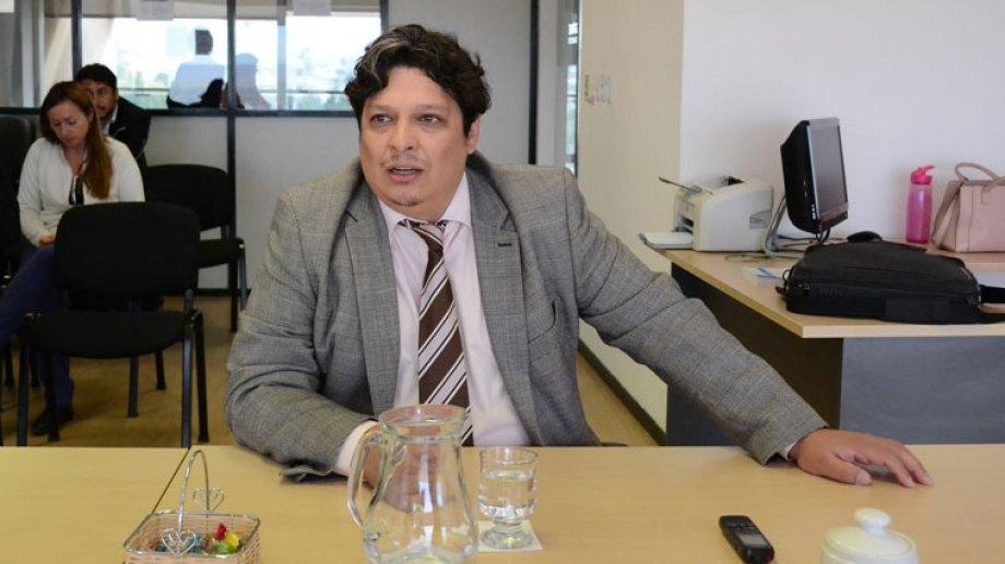 Jorge Sepúlveda. Su pliego viaja a la Legislatura a la búsqueda del acuerdo. (Archivo)