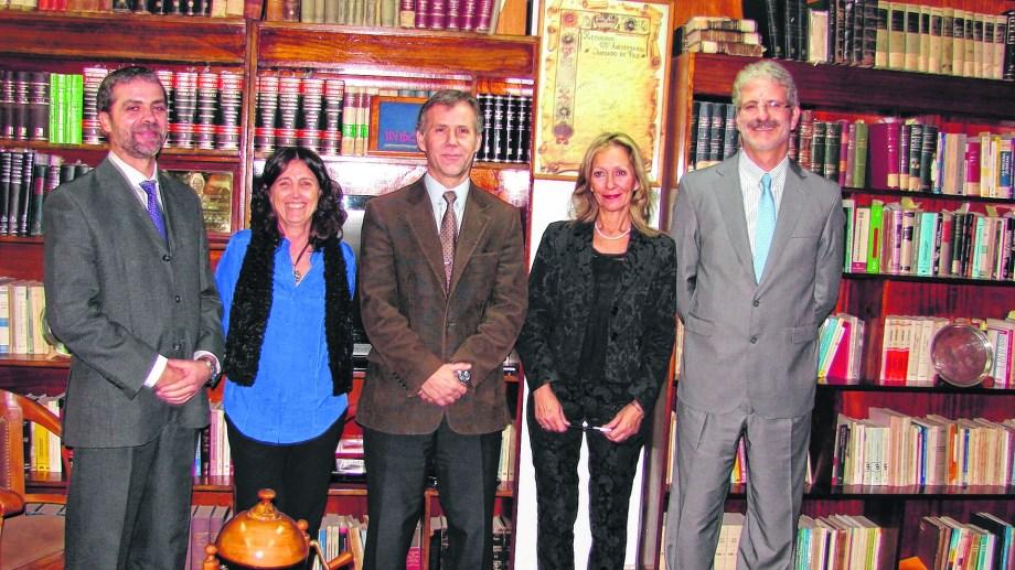 Los jueces del STJ trataron la demanda que habían presentado dos ciudadanos de Bariloche y la rechazaron por mayoría.(Foto archivo)